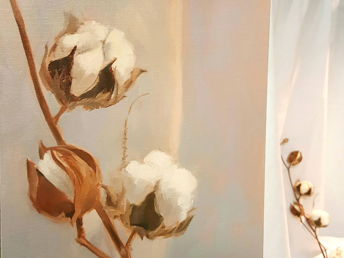 Painting Fundamentals with Lisa Larrabee